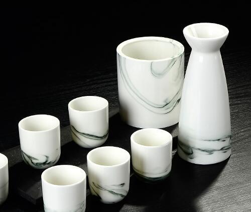 庆莲瓷 陶瓷暖酒器