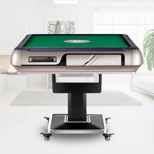 雀晨 麻将机两用全自动四口机家用电动麻将桌