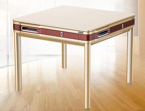 TREYO/雀友  静音折叠餐桌两用USB麻将机