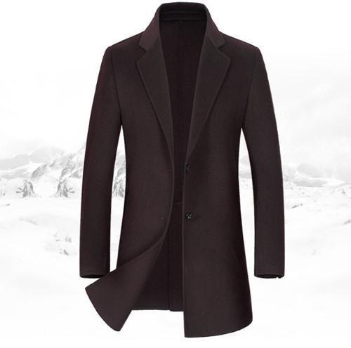 DEKASE/杜卡西 DEKK1022男毛呢大衣