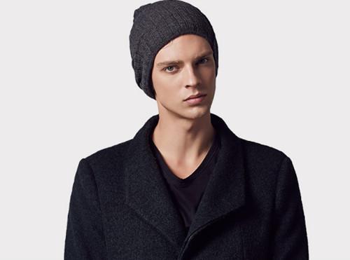 牧尼 W089毛线帽