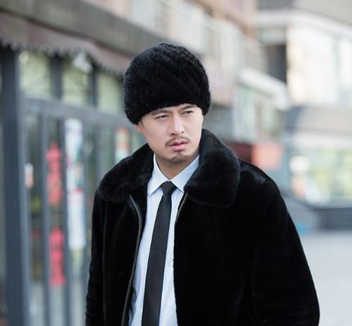 GuizoJones/贵族琼斯 MAN-BZ毛线帽
