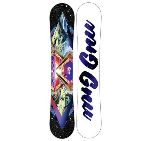 Gnu Velvet Gnuru Snowboard