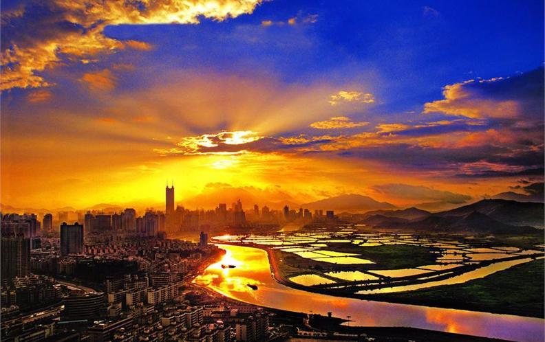深圳旅游必去十大景区