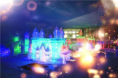 深圳世界之窗梦幻冰雪节