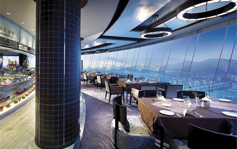 2018深圳最适合约会的旋转餐厅排行榜