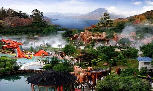 惠州龙门铁泉温泉度假村