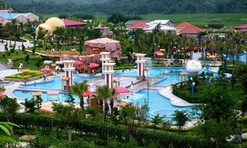 惠州海滨温泉旅游度假区