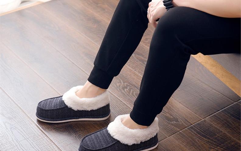 2018年十款舒适简约风的男士冬季拖鞋排行