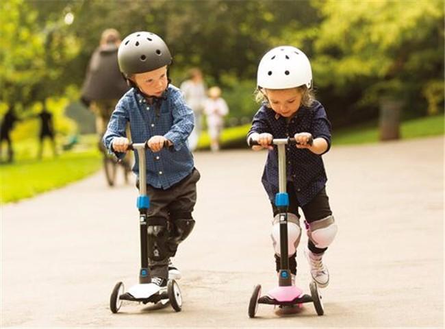 2018年孩子们最喜爱的儿童滑板车排行榜——200元以下