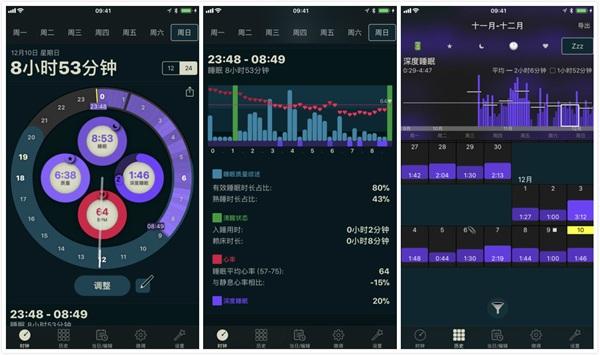 Auto sleep(Apple Watch)