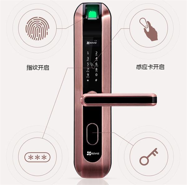 萤石 DL2S联网版指纹锁