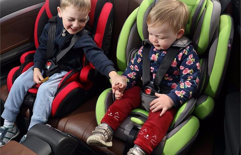 2018年十款400-1000元父母必备儿童安全座椅(三点式安装)排行榜