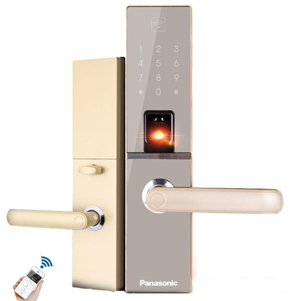 Panasonic/松下 家用防盗门智能电子锁V-M683W