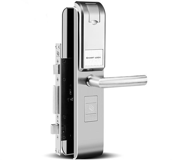 BE-TECH/必达 家用防盗门指纹锁G6