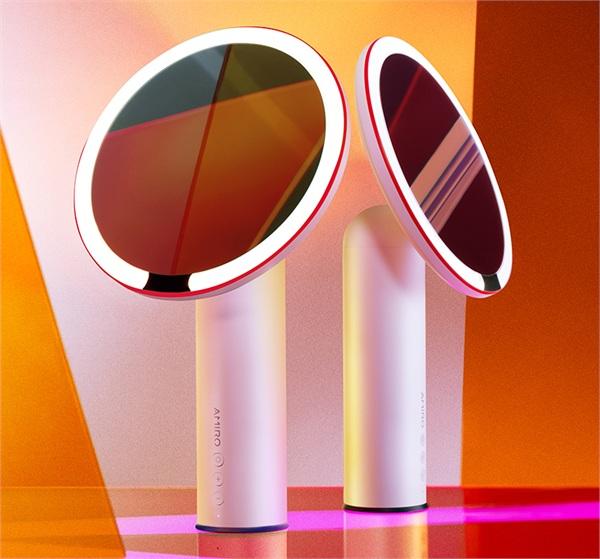花花爱太阳 AMIRO显色高清放大LED化妆镜