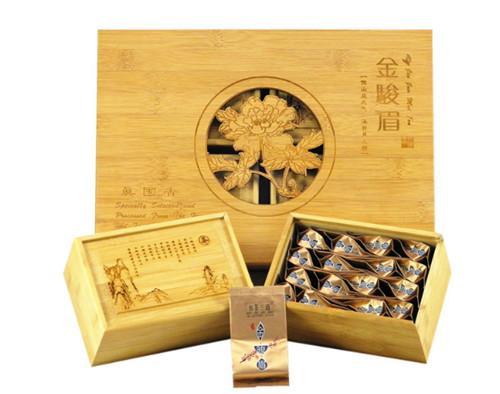 悟茶三道金骏眉礼盒