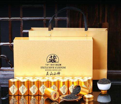 美苑茶业正山小种红茶礼盒