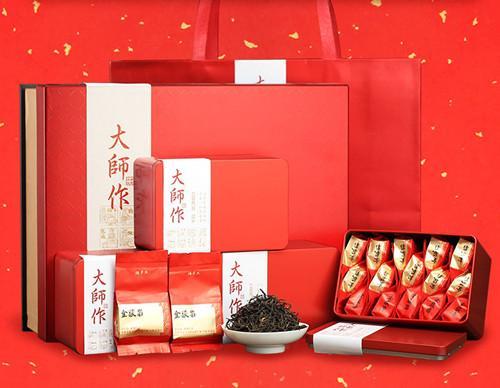 闽饮金骏眉茶叶礼盒