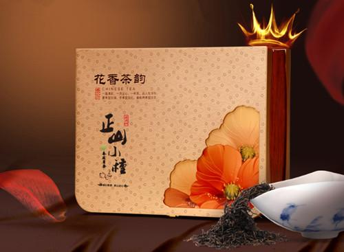 春逸茗茶正山小种红茶茶叶礼盒