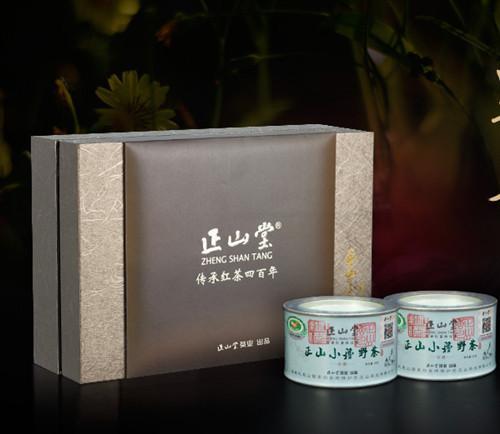 元正正山堂正山小种红茶茶叶礼盒