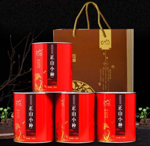 凤鼎红知音6号正山小种红茶礼盒