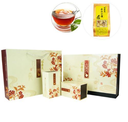 风雅苑7108一级正山小种茶叶礼盒