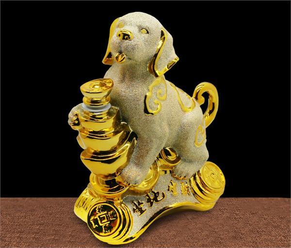 金种子 65度狗年纪念酒坐地生财