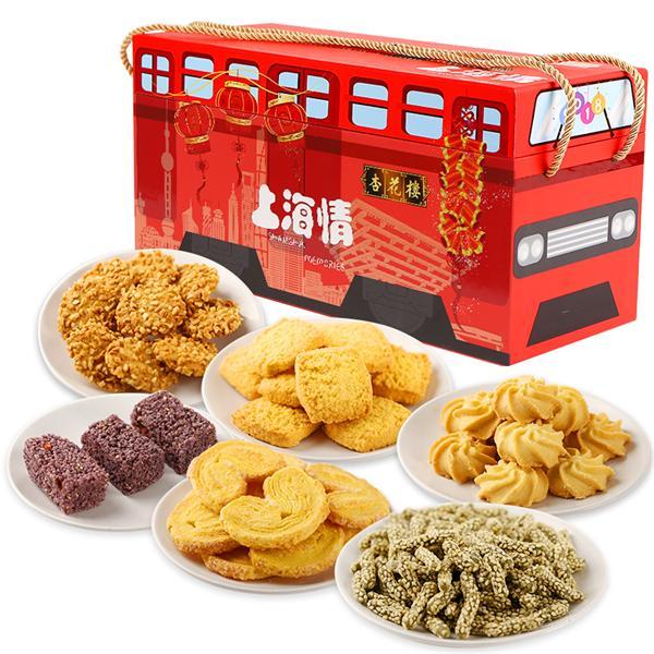 杏花楼 传统酥点礼盒