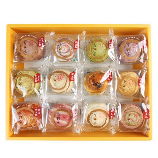 唐饼家 蛋黄酥礼盒