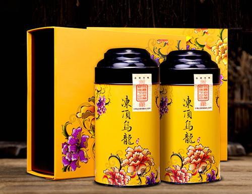 润虎高山乌龙茶叶礼盒