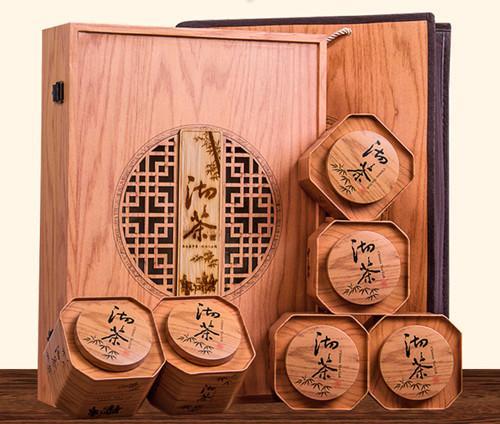 君饮天香安溪铁观音茶叶礼盒