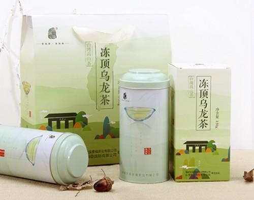 璟福源高山乌龙茶叶礼盒