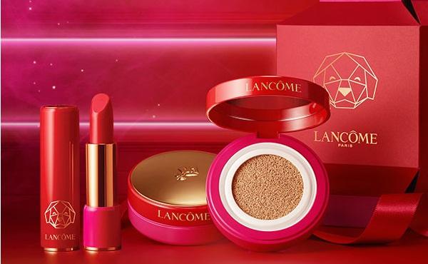 兰蔻LANCOME 鸿运限量版新年裸妆礼盒