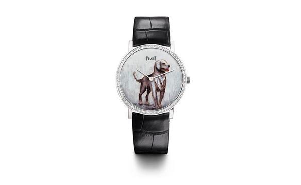 伯爵 Altiplano 中国狗年生肖腕表 G0A42540