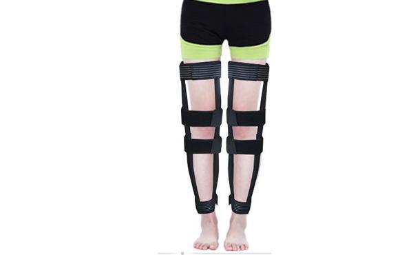 夹板腿型矫正带