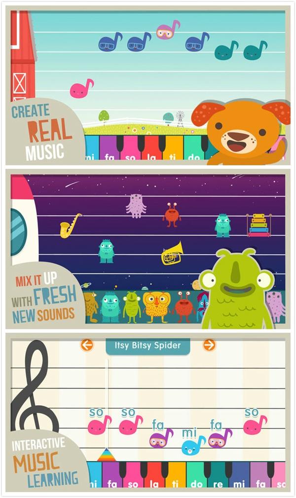 Kids Music Factory