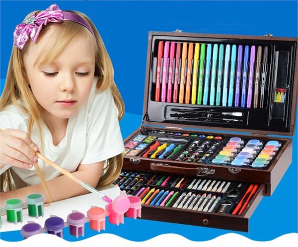 Artoys画材官方企业店 儿童绘画画笔套装