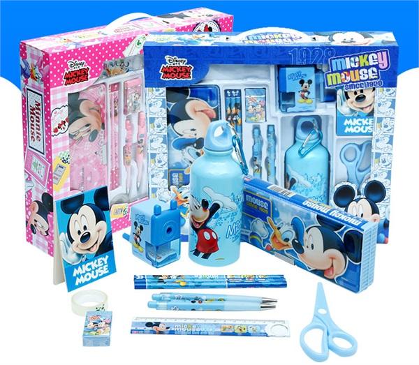 琳琳商铺品牌文具城 迪士尼儿童文具套装礼盒