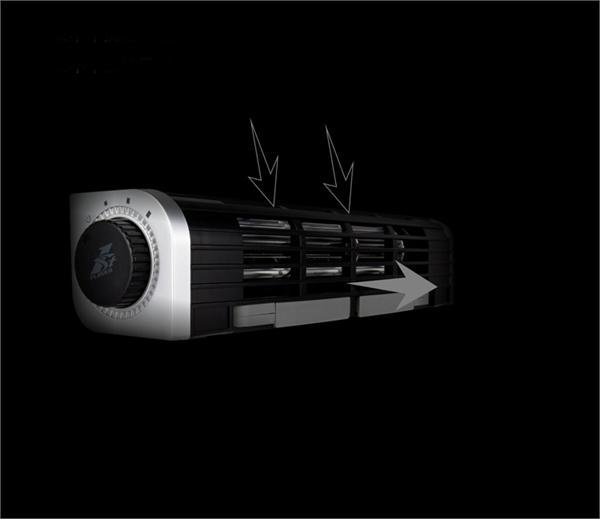首席玩家旗舰店 C5无风扇版电竞笔记本散热器