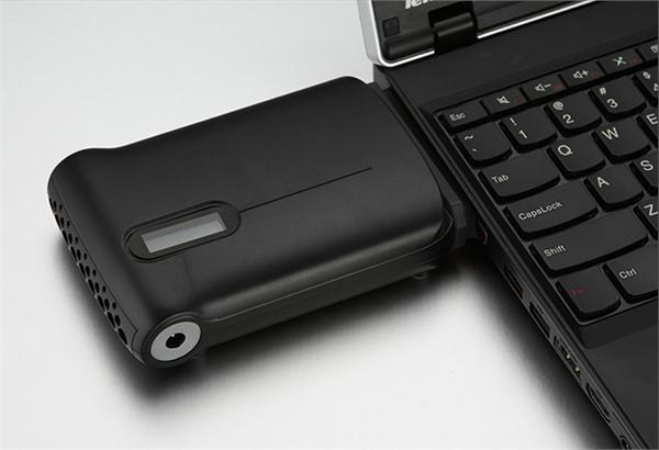 海德拉数码店 笔记本抽风式散热器