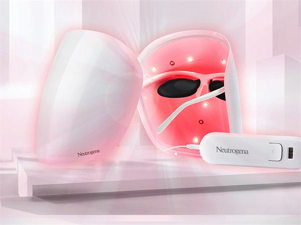Neutrogena/露得清 细白焕采光面膜美容仪