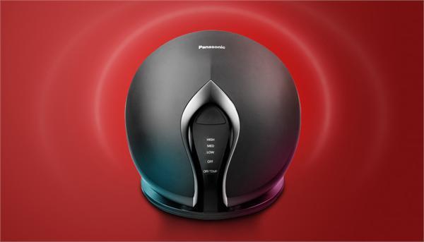 Panasonic/松下 黑科技温热蒸汽面膜机EH-XM10