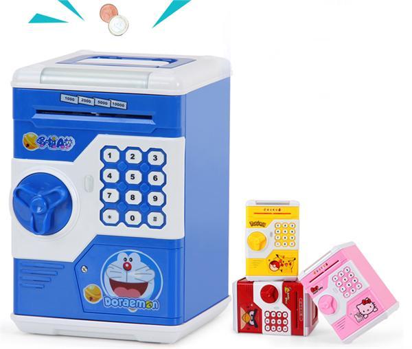 益智之星玩具乐园 创意储蓄密码箱