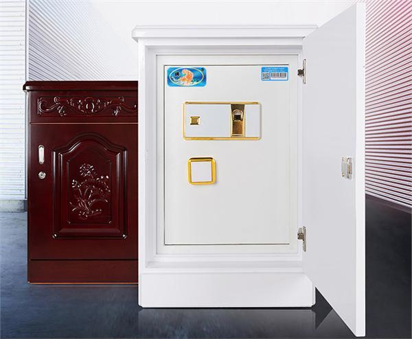 虎牌 全钢家用隐形智能保险箱