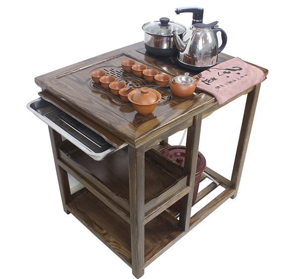 吉风木艺仿古家具厂 实木小茶桌