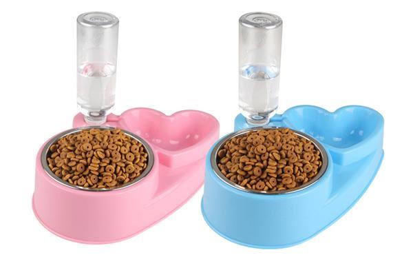 双碗自动饮水器