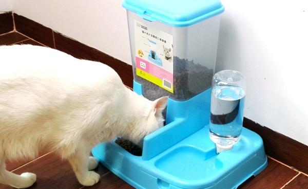 宠物自动饮水器、喂食器