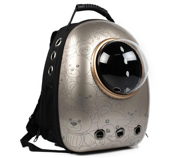 华宠优品 太空舱宠物包