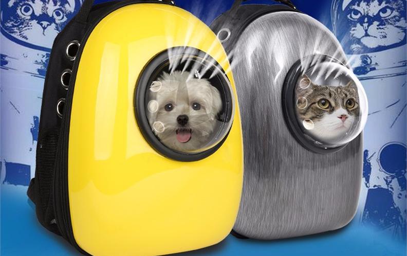 2018年宠物外出便携包排行榜——宠物太空舱排名